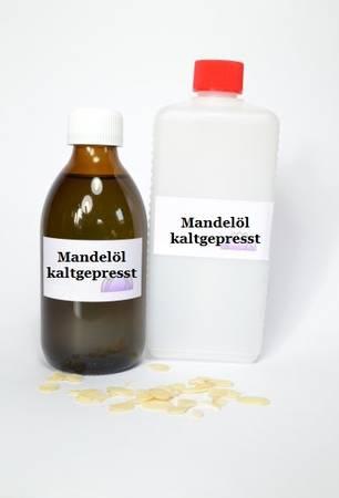 Mandelöl kaltgepresst