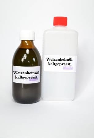 Weizenkeimöl kaltgepresst