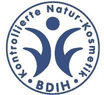 Kontrollierte Naturkosmetik (BDIH)